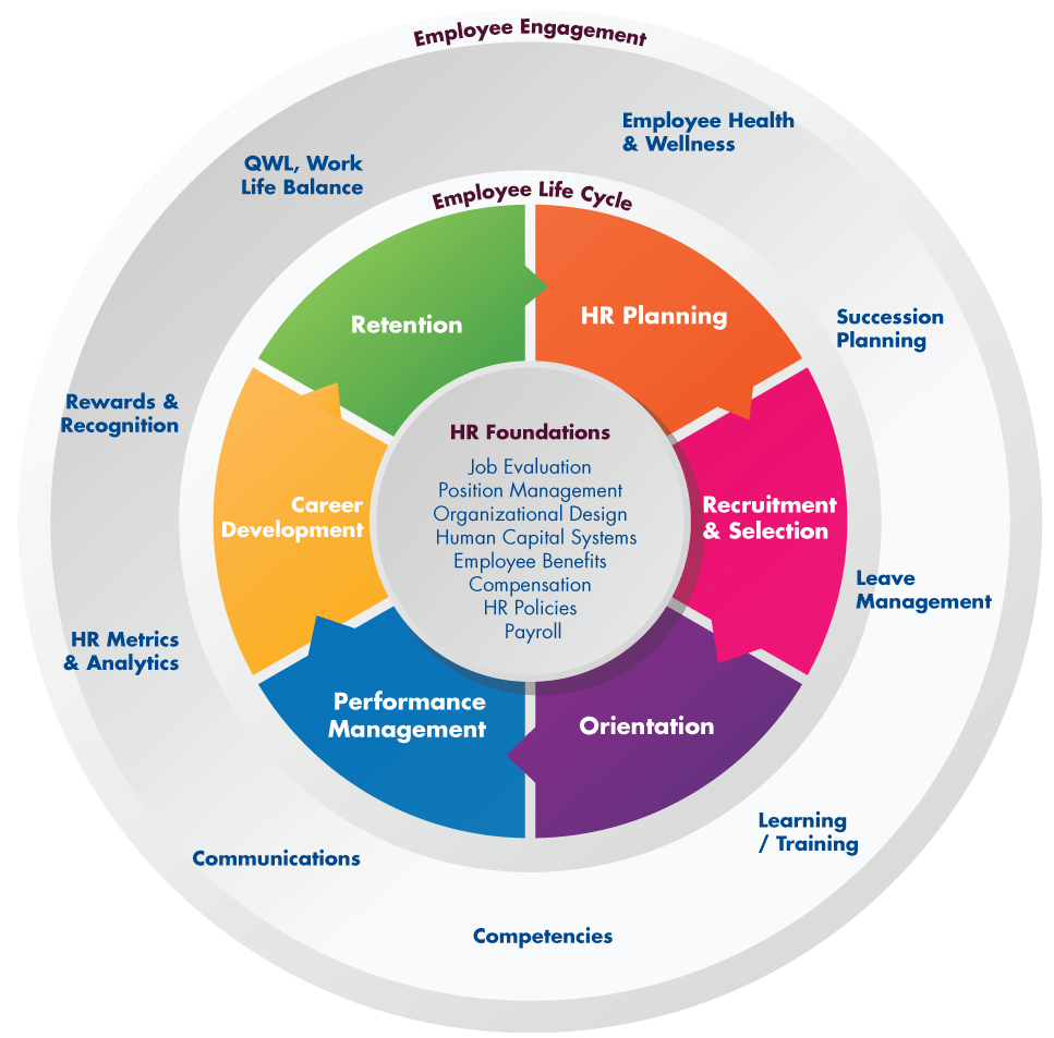 McConnell HR Strategy model